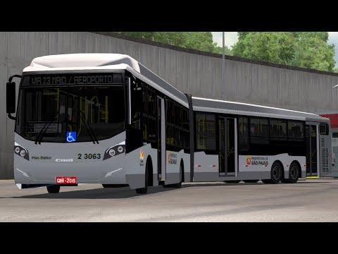 NEW MEGA LONG BUS MOD 1.30.x