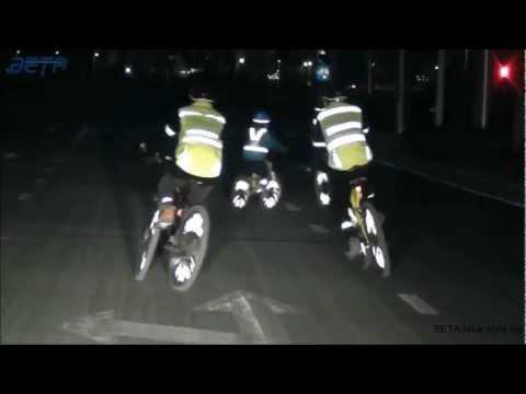 Salzmann Reflective Outdoor Cycling Gear
