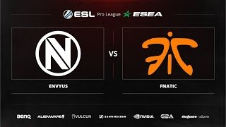 EnVyUs vs fnatic, game 2