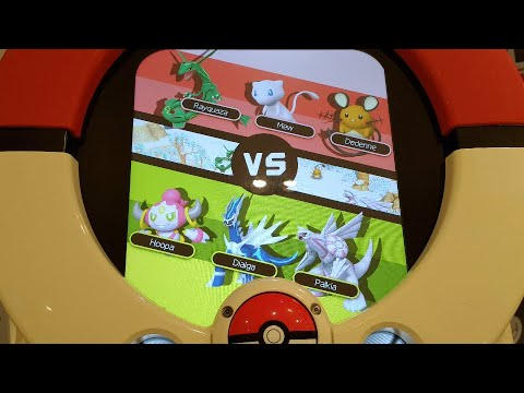 [Pokemon Tretta Best Selection 02] 黑烈金夢一起出 有機會一次拿下