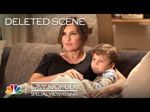 Law & Order: SVU - TV Time With Benson And Noah (Deleted Scene)