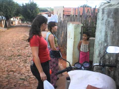 Evangelismo em Barreiro do Jorge (Farias Brito)  PIB CRATO.wmv