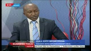 Business Today 27th July 2016 - Hull City Sportpesa