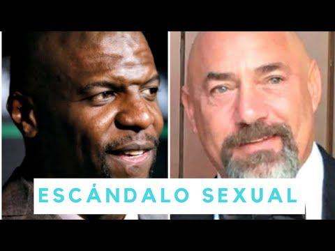 Terry Crews demanda a su agente por asalto sexual y acoso