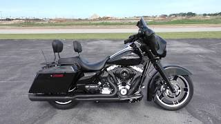 10. 630956 - 2012 Harley Davidson Street Glide   FLHX - Used motorcycles for sale