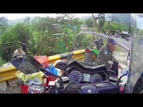 NOSTALGILA tc125 Bekasi - Sate Maranggi via Puncak