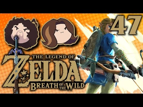 Breath of the Wild: Terry Tree-Head - PART 47 - Game Grumps (видео)