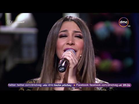 """جنات: """"اللي بيني وبينك"""" أغنيتي وسُربت بصوت عمرو دياب"""