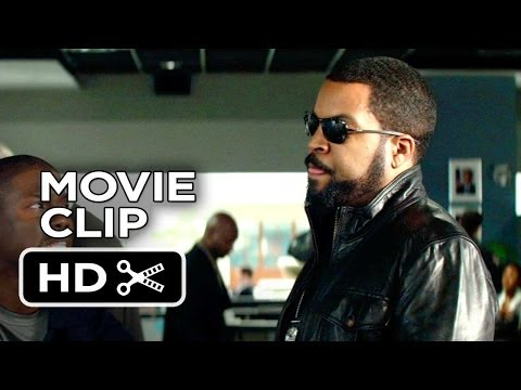 Ride Along (Clip 'Police Jacket')