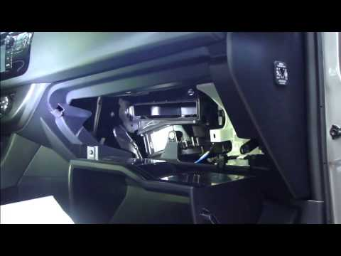 How to replace cabin air filter on 2014 toyota corolla for Tesla cabin air filter