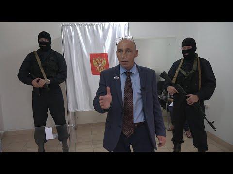 В Уссурийске Виталий Наливкин победил на выборах