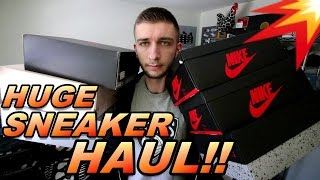 Taking a look at my 11 newest sneaker pickups that I am adding into my sneaker collection! Let me know what you think of these amazing sneakers and let me kn...