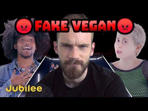 6 Vegans Vs 1 Meat Eater - Jubilee React #6