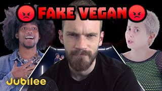 6 Vegans Vs 1 Meat Eater by PewDiePie