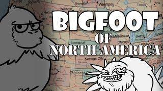 The Bigfoot of North America