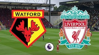 Download Video Premier League 2018/19 - Watford Vs Liverpool - 24/11/18 - FIFA 19 MP3 3GP MP4