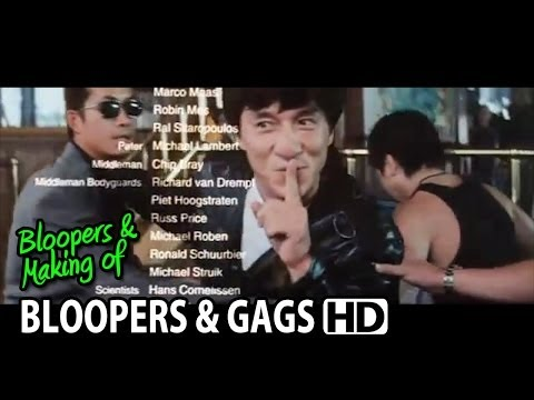 Who Am I ? (1998) Bloopers Outtakes Gag Reel