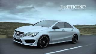 Mercedes-Benz TV: Ungezähmt. Der neue CLA.