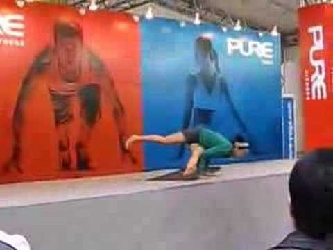 Pure Yoga / Pure Fitness — Times Square