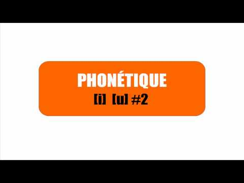 102 MINUTES OF FRENCH PHONETICS