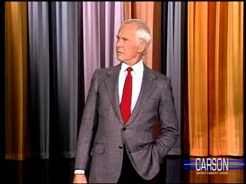 Johnny Carson's Monologue Has Rough Start, But Hilarious Ending 12-14-1988
