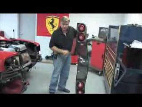 Leifs.com Ferrari Repair – Day One