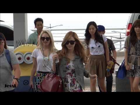130719 Incheon Airport (видео)