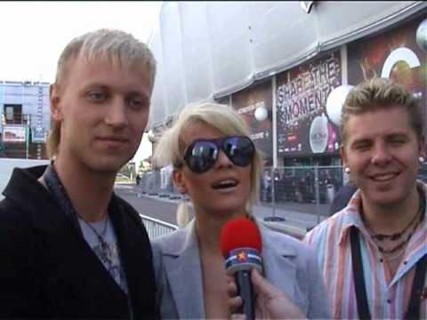 Moldova 2010: Interview with Sunstroke Project and Olia Tira