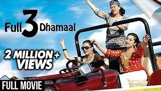 Full 3 Dhamaal - Marathi Comedy Movie