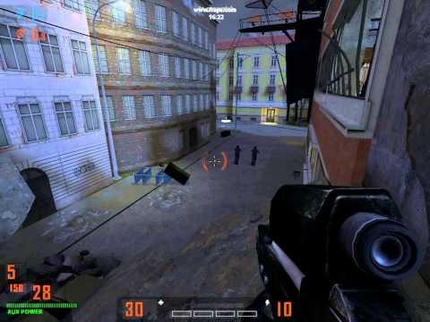 Half Life 2 Beta / Custom weapons #1 the OICW.
