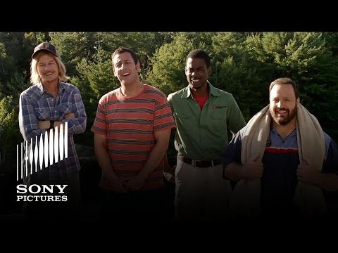 Grown Ups 2 Clip 'Handshake'