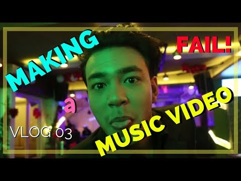 (Shooting a Music Video [FAIL] :) VLOG 03 - Duration: 14 minutes.)