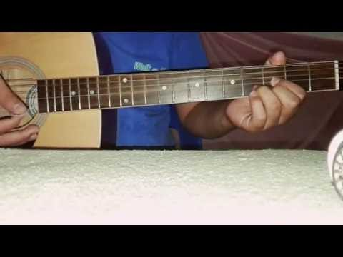 "Tutorial Guitarra Acustica ""Increible Miel San Marcos Feat. Evan Craft."""