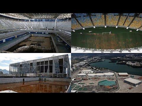 Βραζιλία: Ολυμπιακές εγκαταστάσεις σε διάλυση