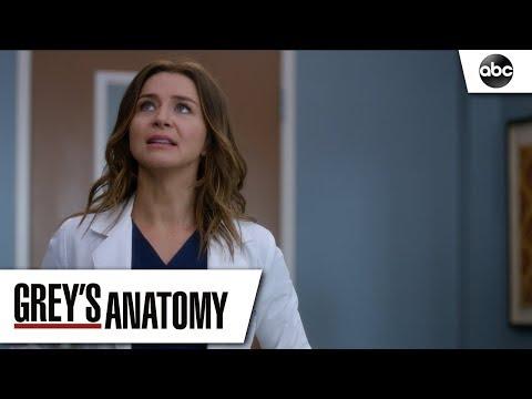 Amelia Makes The Case For Chief | Grey's Anatomy Season 15 Episode 1