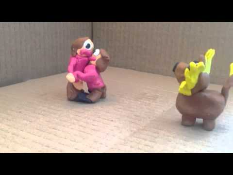 Kevin's First Claymation Film (видео)