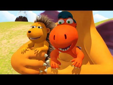 Мультики детям - Кокоша, Маленький Дракон - Магнус, дракон-гурман - Видео для детей (видео)