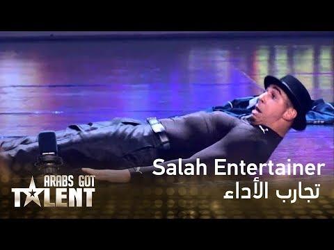 """""""صلاح"""" من مسارح العالم لنصف نهائيات Arabs Got Talent"""
