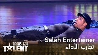 Download Lagu Arabs Got Talent - الجزائر - المغرب - Salah Entertainer Mp3
