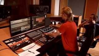 Video End of Scream - Violincore album - STUDIO TRAILER