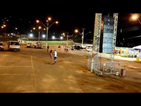 Meu Filme Último dia de Folia na Praça Santo Antônio em Barbacena