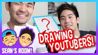 Video Drawing Youtubers! (Sean's Room) MP3, 3GP, MP4, WEBM, AVI, FLV September 2018