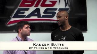 Seton Hall Interview With Kadeem Batts