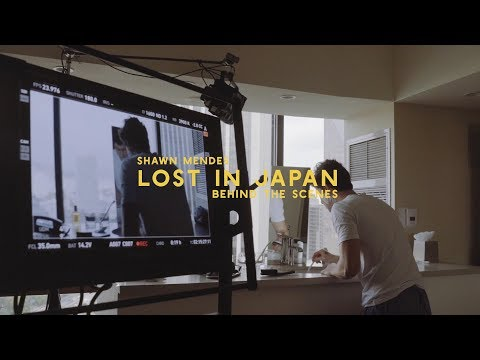 """""""Lost In Japan (Original + Remix)"""" - Behind The Scenes - Thời lượng: 2 phút, 42 giây."""