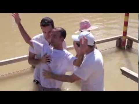 Remy BAYLE - Baptêmes dans le Jourdain Israël dans la Gloire
