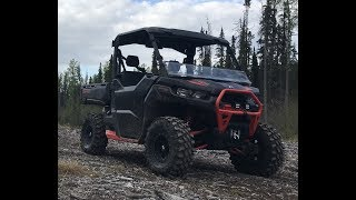 7. 2018 Can-Am Defender HD10 XTP Initial impressions