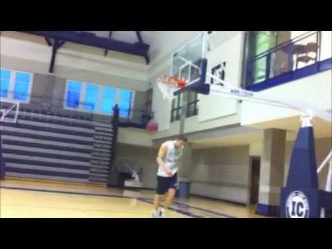 Jacob Tucker 2011 Dunk Video