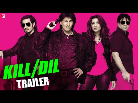 Catch the exclusive trailer of Ranveer Singh and Parineeti Chopra starrer Kill Dil right here!