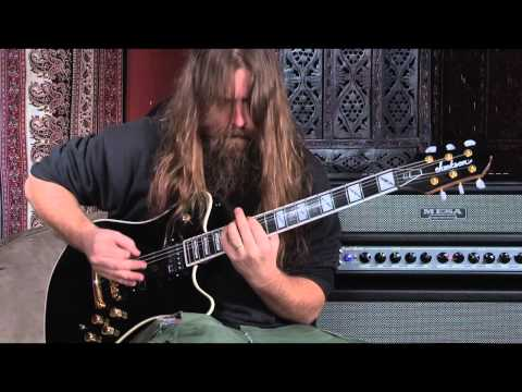 Lamb of God's Mark Morton Royal Atlantic RA-100 Demo
