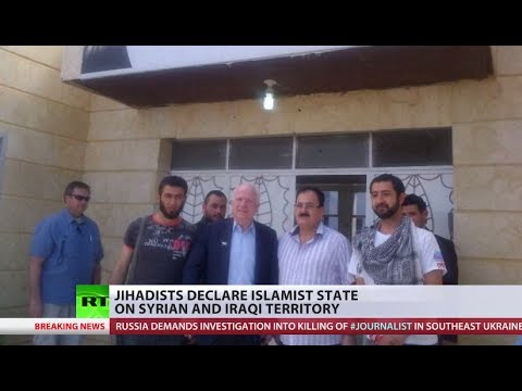 'US fighting alongside ISIS': Direct American role in strengthening jihadists?
